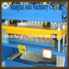 Machine de formage de rouleaux de panneaux de toit ondulé (AF-R836)