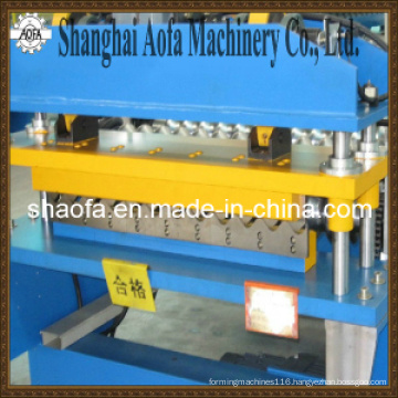 Corrugated Roof Panel Roll Forming Machinery (AF-R836)