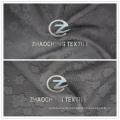 2016 Jacquard Polyester Chiffon Stoff für Mode Kleider Verwendungen (ZCFA001)