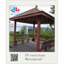 Heavy Duty WPC Pergola