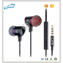 Promotion Gift Wired Stereo Earphone Headphone with Volumn Control