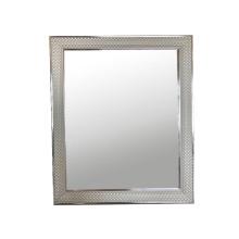 High quality silver color shower mirror bathroom vanity mirror