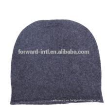 nuevo diseño de china al por mayor estilo coreano sombrero hecho punto