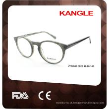 Custom Made size 46-20-140 quadro óptico sem almofadas de nariz Com a melhor qualidade
