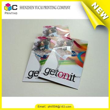 Hot Stamping letterpress paper business cards website