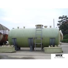 FRP Horizontaler Behälter / Schiff