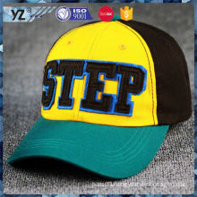 Factory supply unique design promotion custom baseball cap for wholesale