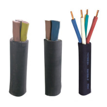 Cable Flexible de Envoltura General de Goma Multi-Core
