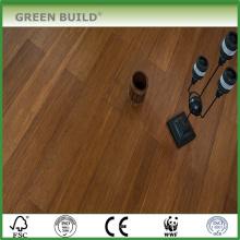 2016 nouveau plancher de bambou solide carbonisé vertical 15mm