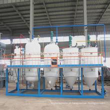 Máquina de refino de óleo de amendoim 2-5T / D