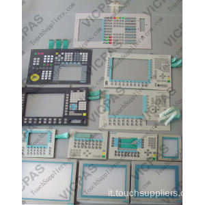6AV6644-0BA01-2AX0 MP 377 12 Interruttore a membrana KEY / interruttore a membrana 6AV6644-0BA01-2AX0 MP 377 12 KEY