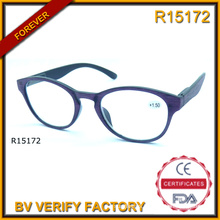 R15172 2016 Custom Brushed Reading Glasses Manufactured in Wenzhou Sell on Alibaba China