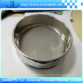 Tamices de prueba de acero inoxidable de 200 mm de 300 mm