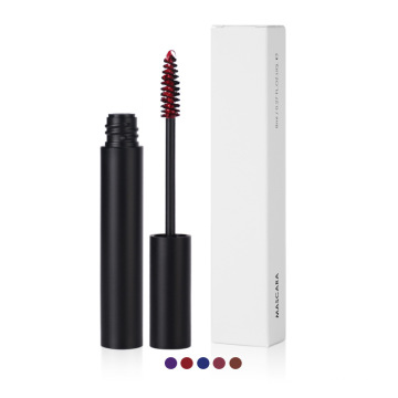 2021 Hot Sale Fashionable Colorful Rich and Dense Waterproof Mascara Curling Thick Mascara