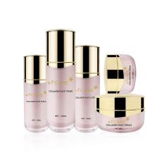 OEM/ODM Top Skin Care Set Whitening Nourishments Moisturized Skincare Collagen Brightentop Skin Care Set