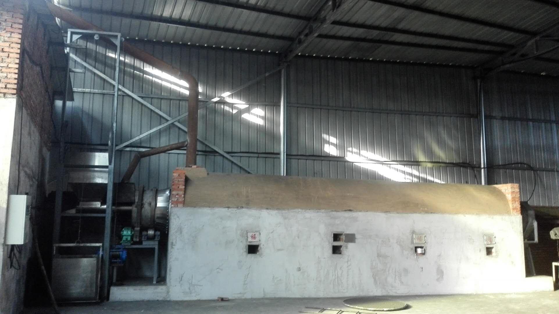 External heat oven