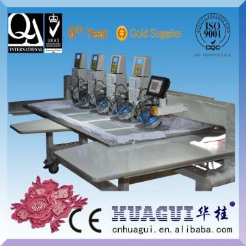 HUAGUI вышивка машина для продажи, используются в Абая