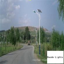 10m Pole Excellent 100W Solar LED Street Light Price