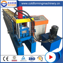 C Section Steel Purlins Cold Roll Forming Machines Prices