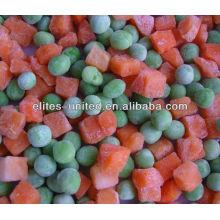 Iqf / vegetais misturados congelados