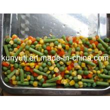 Legumes misturados com alta qualidade