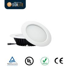 Dimmable 2.5 polegadas / 3 polegadas / 4 polegadas / 5 polegadas / 6 polegadas / 8 polegadas LED Branco Downlight / LED Down Light (3 W / 5 W / 9 W / 12 W / 20 W / 30 W)