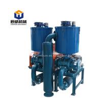 transportador de vacío de acero inoxidable para óxido de magnesio