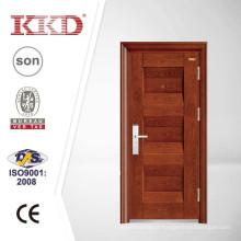 Imprensa profunda segurança porta de aço KKD-321 com esmalte fosco