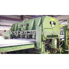 galvanized coil Cut to length machine