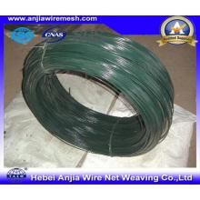 Mini Coil Einzelhandel Gebraucht / Familie Gebraucht PVC Eisen Draht