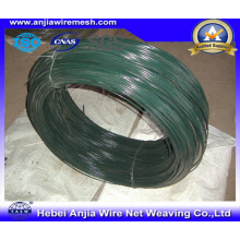 Colorful PVC Iron Wire