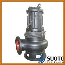 Wq Type Pompe de soutirage submersible sans obstruction
