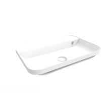 Fast Selling Round Acrylic Countertop Washbasin