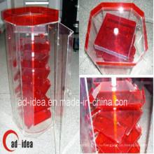 Револьверная световая коробка / выставочный стенд (AD-102)