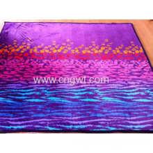 Ocean Picture Flannel Blanket