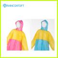 Kids PVC Rain Jacket Rvc-013 a