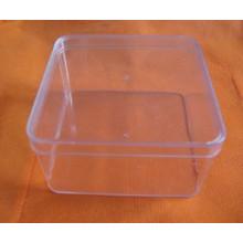 Square Food Aufbewahrungsbehälter für Snacks