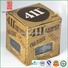 100% натуральный стандарт ЕС специальный Китай зеленый чай T411