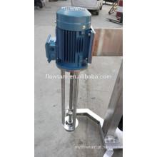 Venda quente sanitárias ss304 misturador de cisalhamento emulsivo, máquina cosmética emulsificante