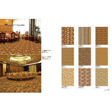 Axminster Wall to Wall Hotel Carpet