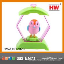 Novo Item plástico B / O brinquedos de aves de plástico para crianças