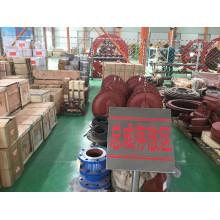 Mejor precio de piezas de repuesto de acero de la planta de accesorios de China
