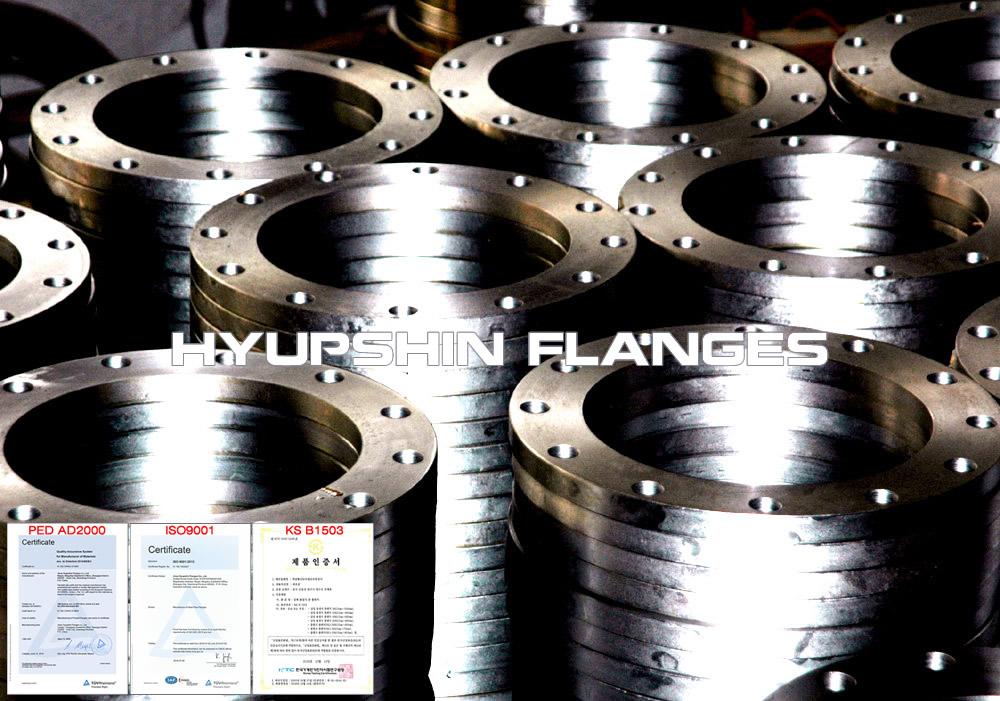 Hyupshin Flanges Ksb1503 5k 10k Ff