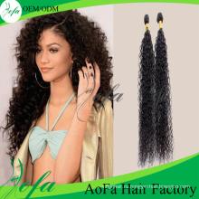 Глубокая Wave100% Человеческие Волосы Remy Бразильянина Девственницы