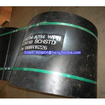 용접 된 CON. ECC. 감속기 ASTM A234 WPB