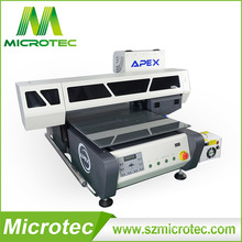 Desktop UV Flatbed Printer, High Quality of UV Flatbed Printer