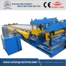 Glazed Tile Steel Metal Roof Step Tiles Roll Forming Machine