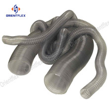 Corrugated non twist  pvc helix duct tubing