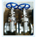 ASTM Stainless Steel Alloy 20 /CN7M Flanged Ends Gate Valve