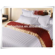 100% Ployester Моющиеся высокого качества жаккардовые одеяло Bed Runner